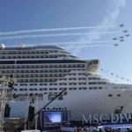 MSC Cruceros inaugura el MSC Divina