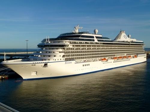 Barco Oceania Cruises Riviera