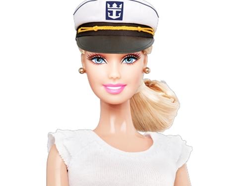 Barbie crucero