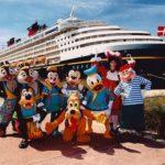 Línea de cruceros propiedad de The Walt Disney Company