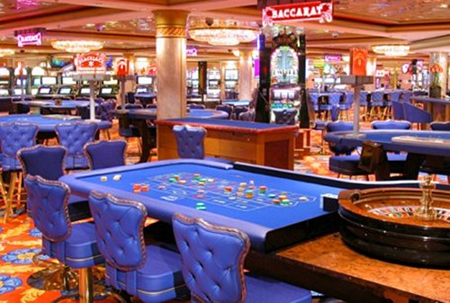 casinos de Norwegian Cruise