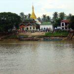 Nuevo crucero fluvial por Myanmar