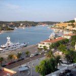 La nueva escala de MSC Sinfonia en el puerto de Mahón