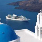 Cómo viajar en ferry entre las islas griegas