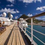 Consejos para evitar el mareo en un crucero