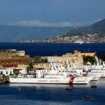 El Puerto de Messina, en Sicilia