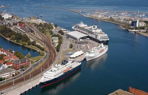 warnemunde port
