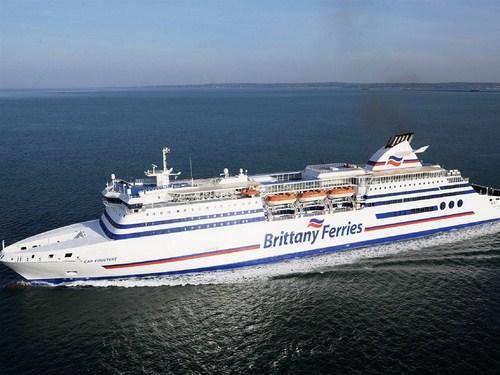 Ferry de Bilbao a Portsmouth