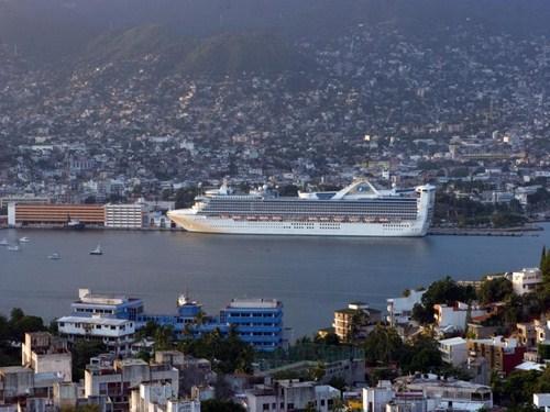 Crucero en Acapulco