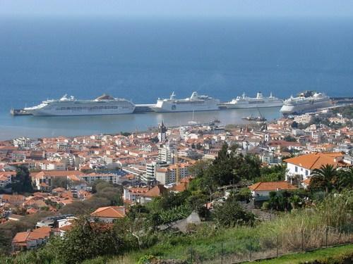 Puerto de Funchal