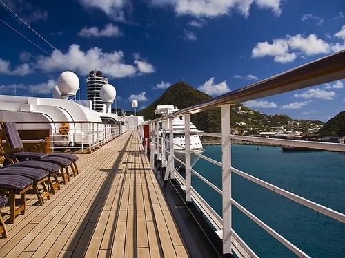 A bordo de un crucero