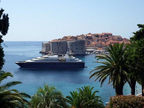 crucero en Dubrovnik