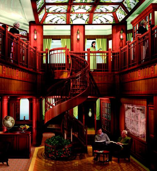 Biblioteca del Queen Victoria