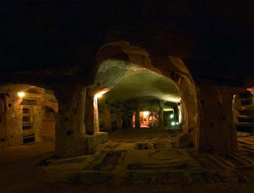 Napoles subterraneo
