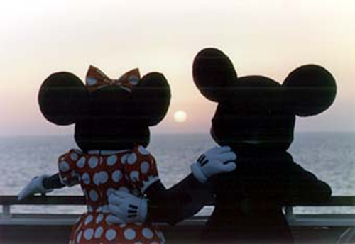 Disney en crucero