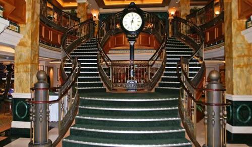 Queen Victoria crucero de lujo