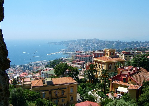 Crucero por Italia