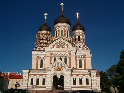 Catedral de Alexander Nevsky. Tallin