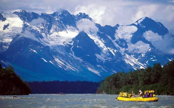 Panoramica de Alaska