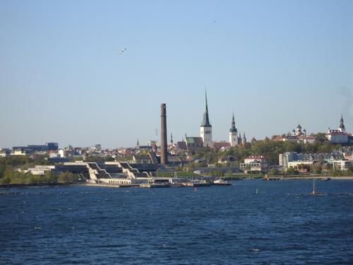 Cruceros por el Báltico, desde Tallin