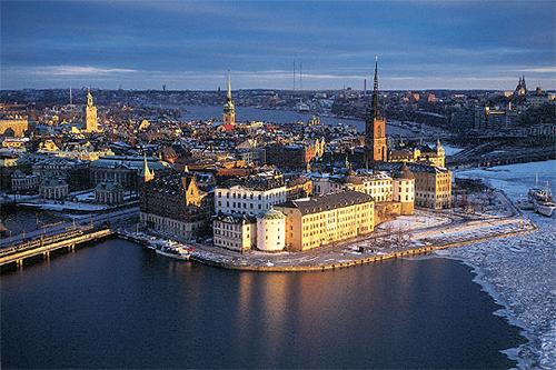 Crucero por el Báltico a Estocolmo
