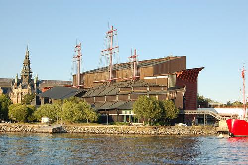 Museo Vasa. Estocolmo