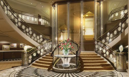 Gran Escalinata. Marina