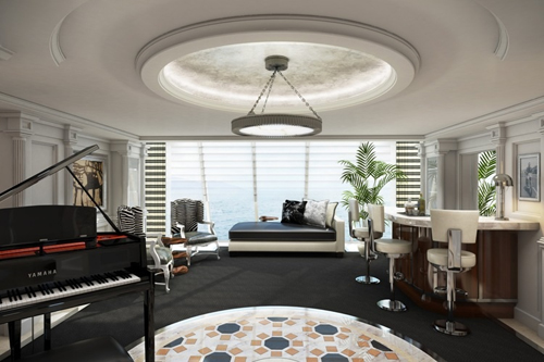 Owner Suite. Marina