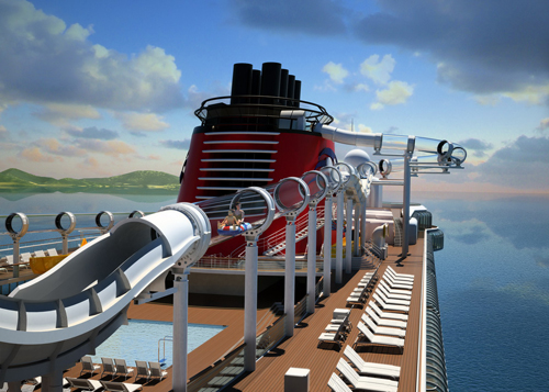 Disney Dream, nuevo barco de Disney Cruise Line