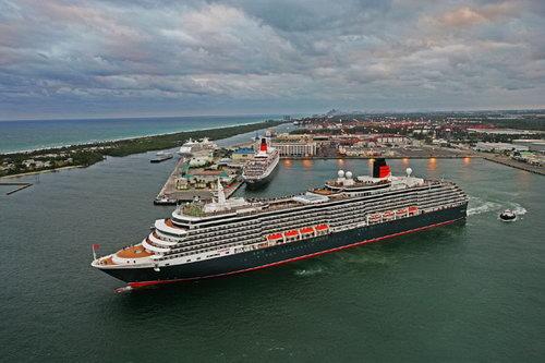Embarcaciones de Cunard Line