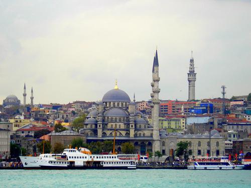 Puerto de Estambul, excursión por libre