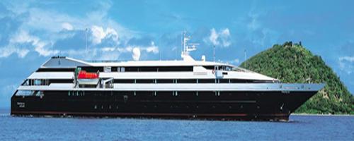 Cruceros temáticos con du Ponant