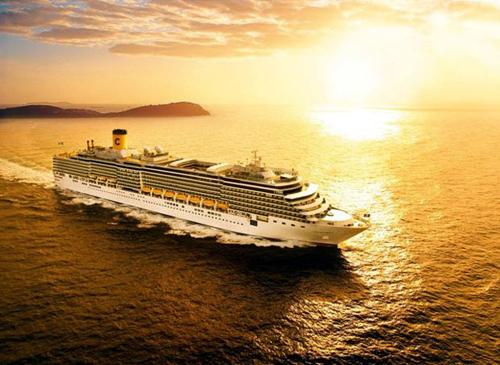 Costa Deliziosa y la vuelta al mundo en 98 días