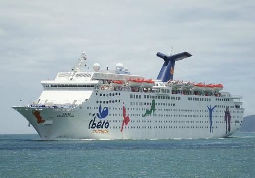 crucero de Iberocruceros