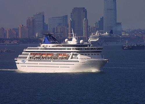 Norwegian Crown, barco de grandes comodidades