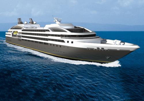 Crucero Le Boreal