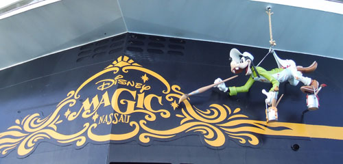 Disney Magic, magia para toda la familia