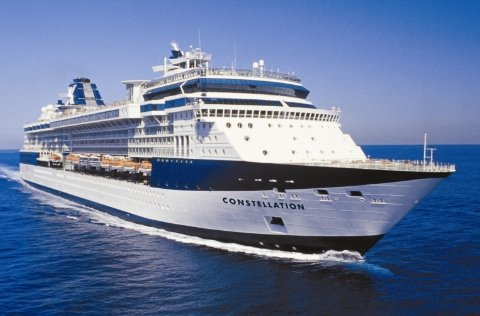 El Celebrity Constellation zarpará de Barcelona