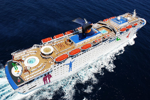 Barco Grand Holiday Iberocruceros