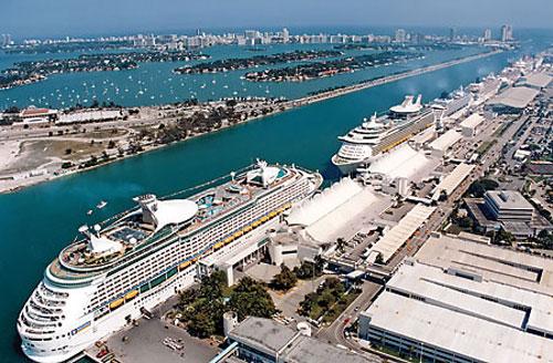 Puerto De Miami Y Fort Lauderdale