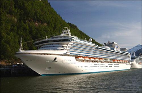 Cruceros exóticos de Princess Cruises