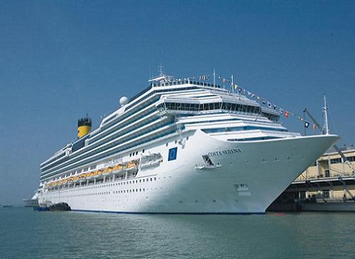 Crucero Panoramas del Oriente en el Costa Serena