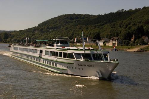 Crucero de Amsterdam a Estrasburgo