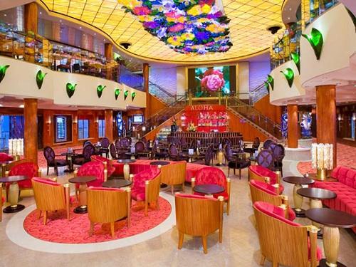 Costa Cruceros, recorridos y trayectoria