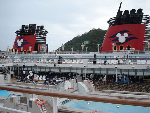 Crucero Disney Magic 2011 por el Caribe