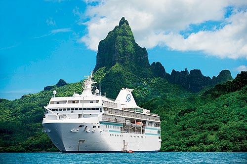 Paul Gauguin, cruceros de lujo por el Pacífico Sur