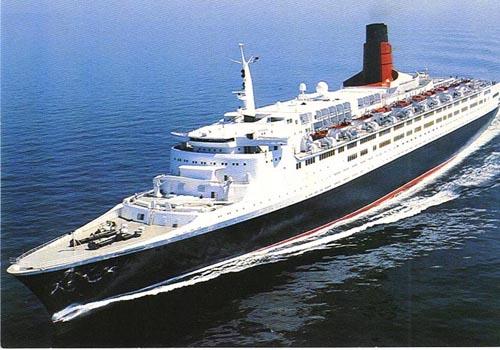Crucero Queen Elizabeth II