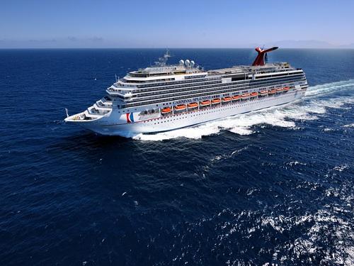 Crucero Bajo Mexico a bordo del Carnival Splendor