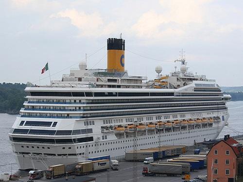 crucero por marruecos, canarias, brasil uruguay y argentina