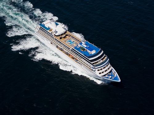 Crucero desde Barcelona hacia Lisboa, Portugal